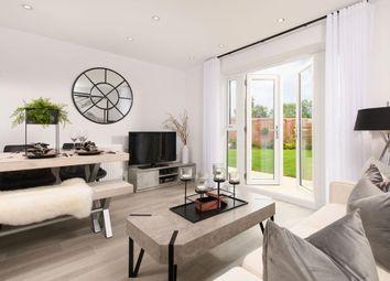 "Thumbnail 4 bed end terrace house for sale in ""Kingsville"" at Kensey Road, Mickleover, Derby"