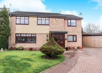 Thumbnail 5 bedroom detached house for sale in Aster Close, Marton-In-Cleveland, Middlesbrough