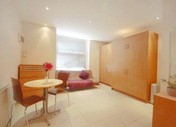 Thumbnail Studio to rent in Devonshire Terrace, Paddington