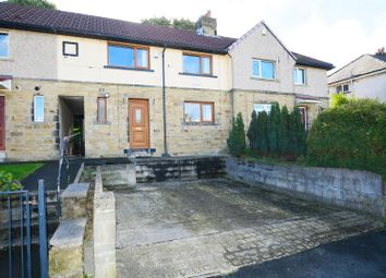 Thumbnail 3 bed terraced house for sale in Vicarage Road, Shipley