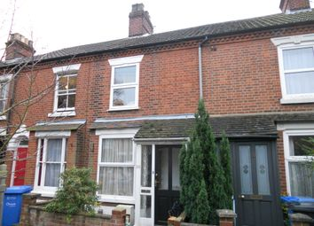 Thumbnail 3 bedroom terraced house to rent in Henley Road, Norwich