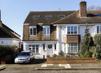 Thumbnail 6 bed semi-detached house for sale in York Avenue, London