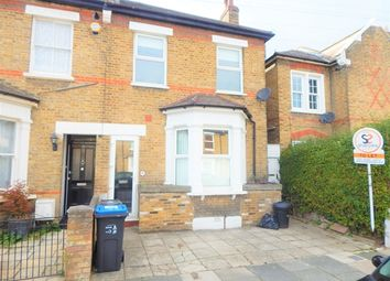 Thumbnail 1 bed flat to rent in Gladstone Road, Wimbledon, London