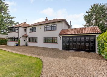 5 bed detached house for sale in Hill Rise, Chalfont St Peter, Gerrards Cross, Buckinghamshire SL9