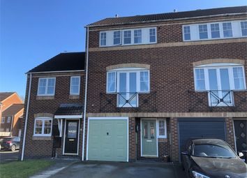 Thumbnail 4 bed town house for sale in Kingsmead, Stretton, Burton-On-Trent, Staffordshire
