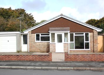 Thumbnail 4 bed detached bungalow for sale in Charnhill Way, Elburton, Plymouth