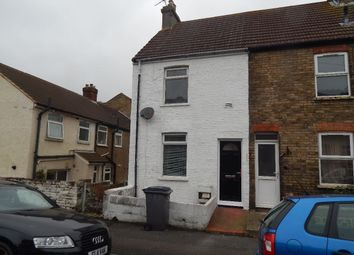 2 bed terraced house to rent in Manor Road, Dover CT17