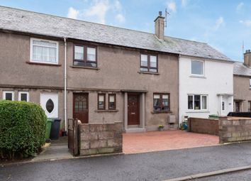 Thumbnail 3 bed terraced house for sale in Glenogil Drive, Arbroath, Angus