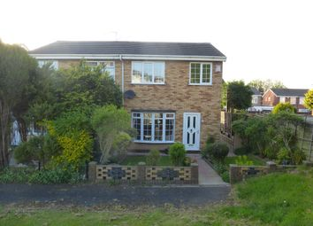Thumbnail 3 bed semi-detached house for sale in Francis Ward Close, West Bromwich
