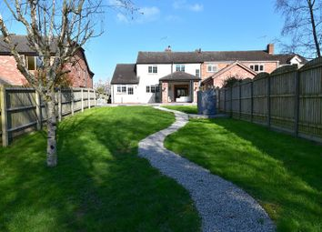Thumbnail 3 bed semi-detached house for sale in Marlbrook Lane, Sale Green, Droitwich
