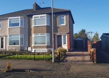 Thumbnail 3 bed semi-detached house to rent in Mansefield Road, Clarkston, Glasgow