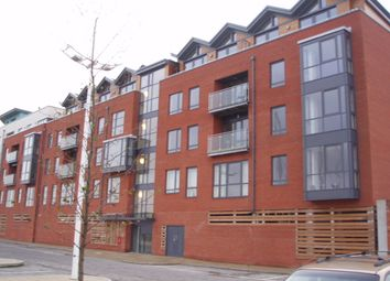 Thumbnail 1 bedroom flat to rent in Freedom Quay (208), Railway Street, Hull, East Yorkshire