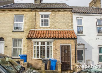 Thumbnail 3 bed terraced house for sale in Newmarket Street, Norwich