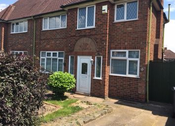 Thumbnail 2 bed semi-detached house to rent in Colchester Road, Leicester