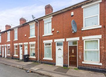 Thumbnail 2 bed terraced house for sale in Holcombe Street, Derby