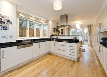 Thumbnail 4 bed property to rent in Hambalt Road, London