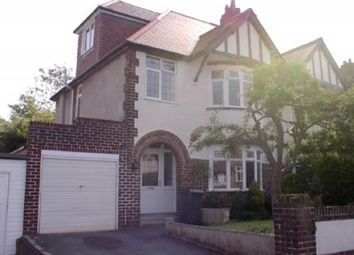 Thumbnail 4 bed semi-detached house to rent in Wells Road, Penn, Wolverhampton