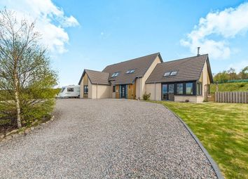 Thumbnail 4 bed detached house to rent in Spey Valley Drive, Aberlour