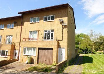 Thumbnail 3 bedroom town house to rent in Penryn Avenue, Fishermead, Milton Keynes
