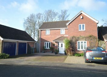 Thumbnail 4 bedroom detached house for sale in St Marys Grove, Sprowston, Norwich