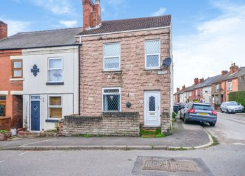 Thumbnail 4 bed end terrace house for sale in Plainspot Road, Brinsley, Nottingham