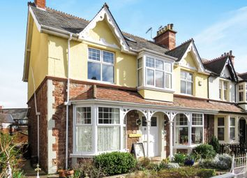 Thumbnail 7 bedroom semi-detached house for sale in Tregonwell Road, Minehead