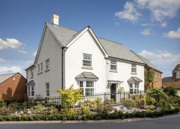 "Thumbnail 5 bed detached house for sale in ""Henley"" at Barnhorn Road, Bexhill-On-Sea"