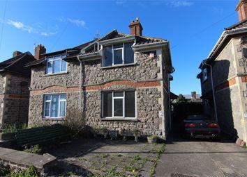 Thumbnail 2 bed semi-detached house for sale in Bridge Road, Weston-Super-Mare