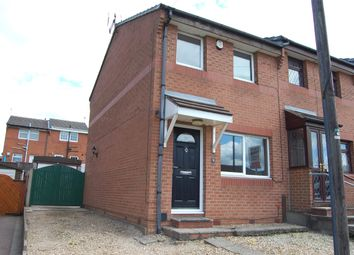 Thumbnail 2 bed end terrace house to rent in Johnson Drive, Heanor, Derbyshire