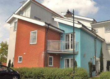 Thumbnail 1 bed flat to rent in Downham Boulevard, Ravenswood, Ipswich