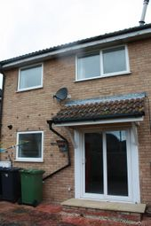 Thumbnail 2 bed property to rent in Bure Close, St. Ives, Huntingdon