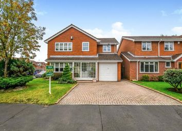 Thumbnail 4 bed detached house for sale in Buttermere Drive, Essington, Staffordshire, Wolverhampton