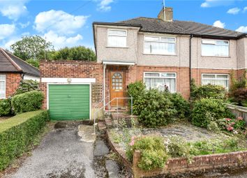 Thumbnail 3 bedroom semi-detached house for sale in Woodville Gardens, Ruislip, Middlesex