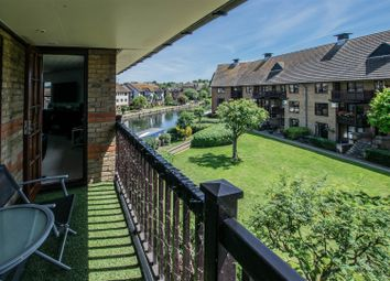 Thumbnail 3 bed flat for sale in Wickhams Wharf, Viaduct Road, Ware