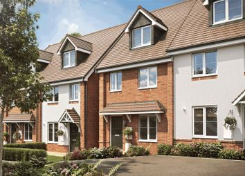 Thumbnail 3 bedroom end terrace house for sale in Oak Park, Longmoor Road, Liphook, Hampshire