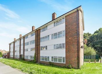 Thumbnail 3 bed flat for sale in Border Gardens, Shirley, Croydon, Surrey
