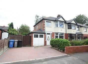 Thumbnail 3 bed semi-detached house for sale in Wyndcliff Drive, Urmston, Manchester