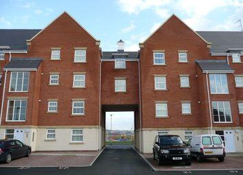 Thumbnail 3 bedroom flat to rent in Cornwall Avenue, Buckshaw Village, Chorley