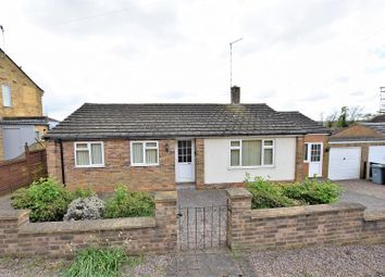 Thumbnail 3 bed detached bungalow for sale in New Cross Road, Stamford