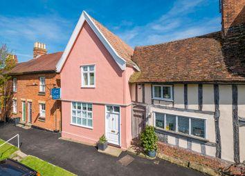 Thumbnail 2 bed semi-detached house for sale in Lavenham, Sudbury, Suffolk