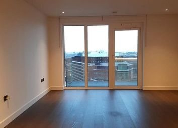 Thumbnail 1 bed flat for sale in Belvedere Row Apartments, Fountain Park Way, London