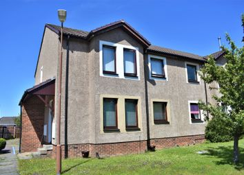 Thumbnail 2 bed flat for sale in Croft Place, Livingston