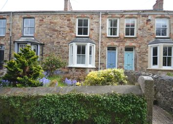 Thumbnail 3 bed terraced house to rent in Rosemundy, St. Agnes