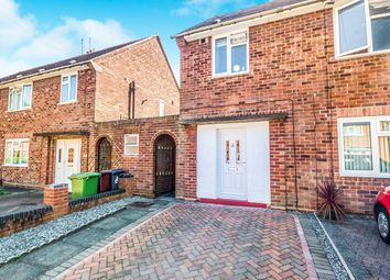 Thumbnail 1 bed flat for sale in Rydal Close, Wednesfield, Wolverhampton
