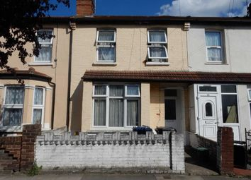 Thumbnail 3 bed terraced house for sale in Trinity Road, Southall, Middlesex