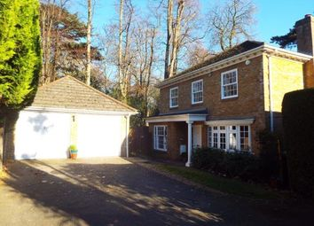Thumbnail 4 bedroom detached house for sale in Woodstock Drive, Southampton