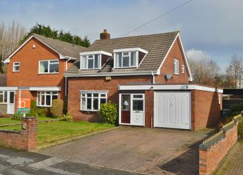Thumbnail 3 bed detached house for sale in St. Johns Road, Cannock