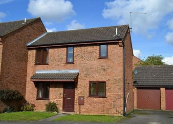 Thumbnail 3 bed semi-detached house for sale in Shatterstone, East Hunsbury, Northampton