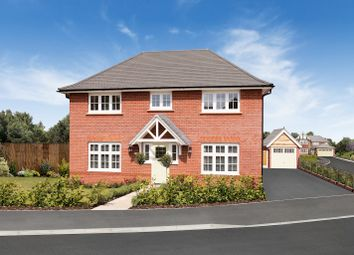 Thumbnail 4 bed detached house for sale in Blaise Park, Milton Heights, Abindgon, Oxfordshire