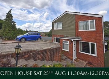 Thumbnail 3 bed detached house for sale in Coates Road, Exeter